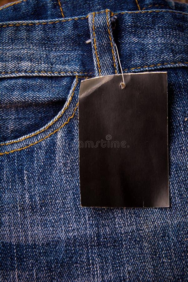 Jeans jeanstextur fotografering för bildbyråer