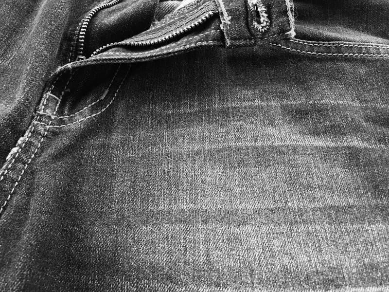 Jeans neri immagine stock libera da diritti