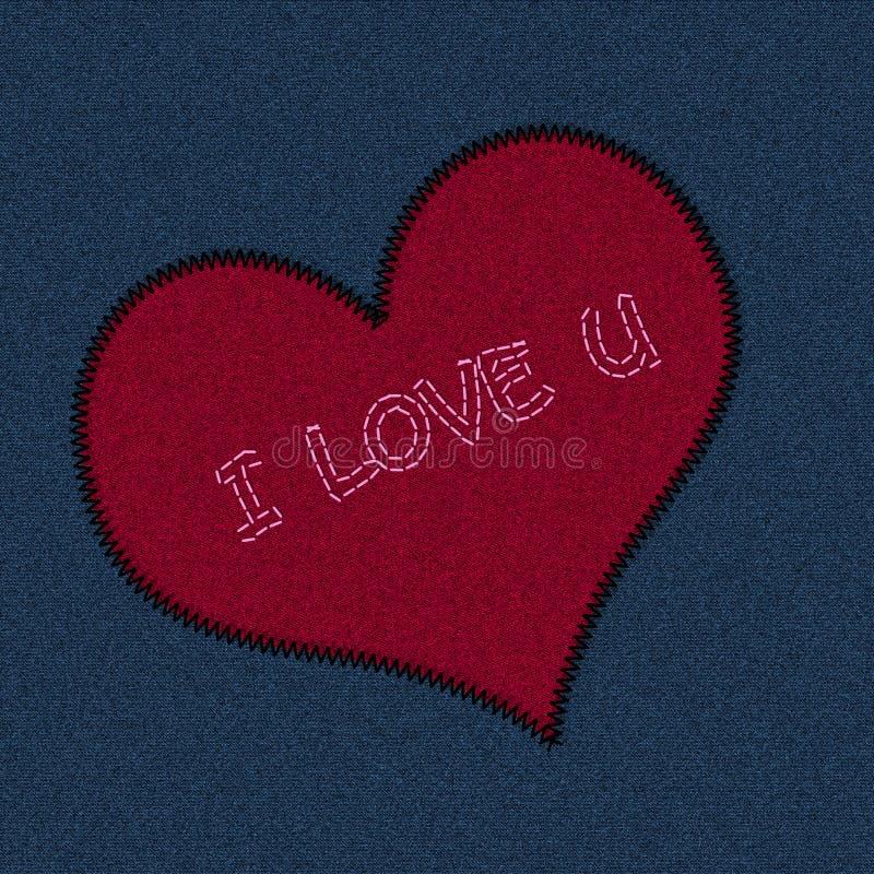 Jeans Patch Valentine