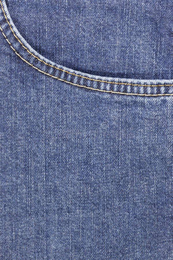 Download Jeans Pocket. Royalty Free Stock Photos - Image: 22508708