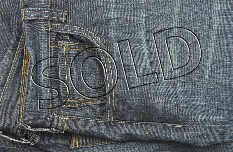 Download Jeans sale tag discount stock image. Image of jeans, fashion - 20015525