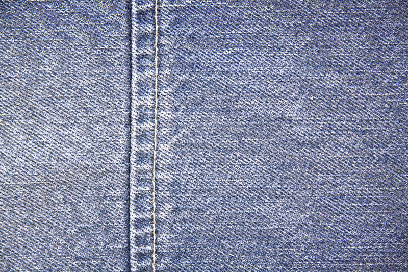Download Jeans seam stock image. Image of background, embroidery - 26086329