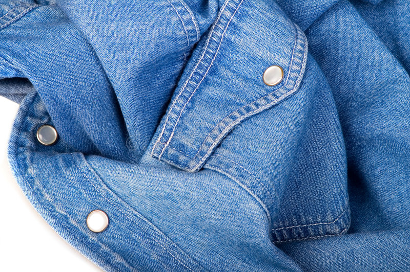 Download Jeans shirt stock image. Image of jean, material, background - 523505