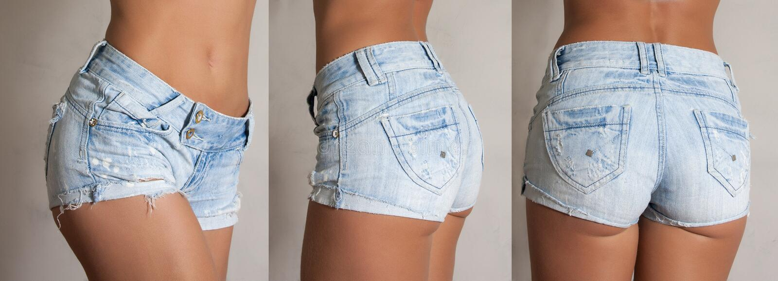 Download Jeans Shorts Stock Image - Image: 36672381
