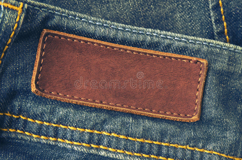 jeans tag stock image image of retro label backdrop 51292605