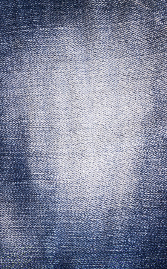 Classic Blue Jeans Texture For Background And Wallpaper