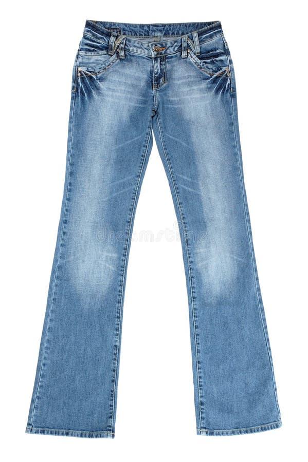 jeansy zdjęcie stock