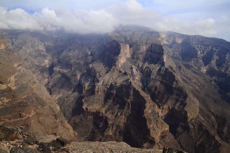 Jebel hycklar royaltyfri foto