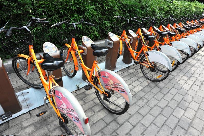 jechać na rowerze społeczeństwa zdjęcie stock