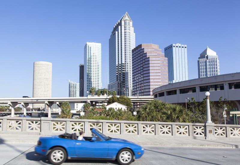 Jechać w Tampa zdjęcie royalty free