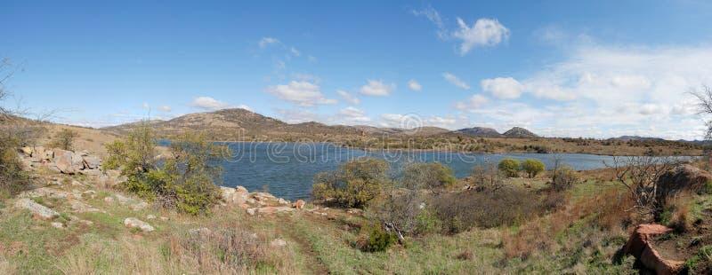 jed johnson λίμνη στοκ φωτογραφία
