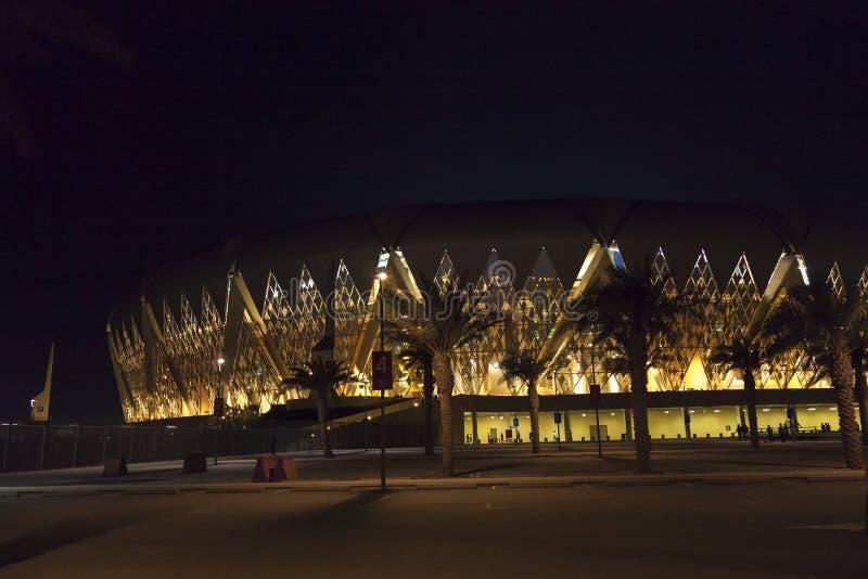 Jeddah, Arabie Saoudite -16 en octobre 2018, roi abdullah folâtre le stade de ville est à la maison au football de l'Arabie Saoud image stock