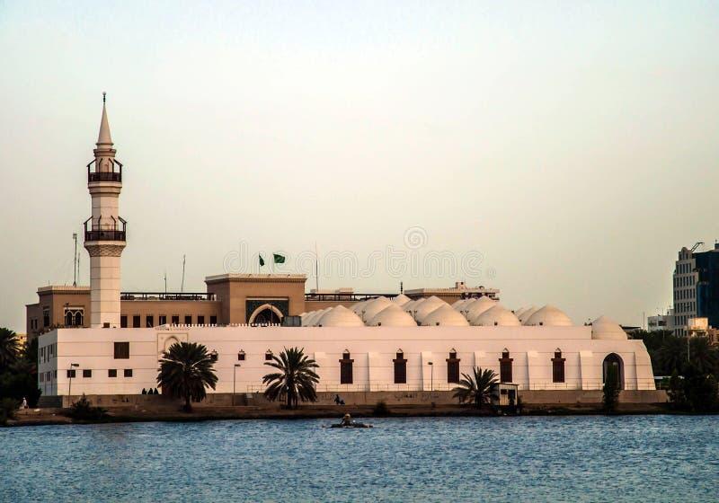 Jeddah meczet obrazy royalty free
