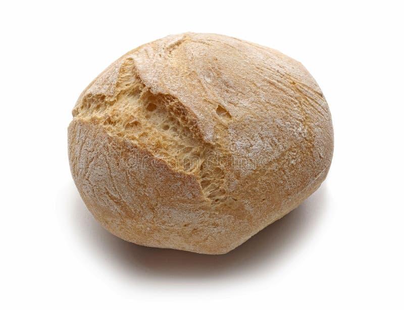 Jeden chlebowy bochenek zdjęcia royalty free
