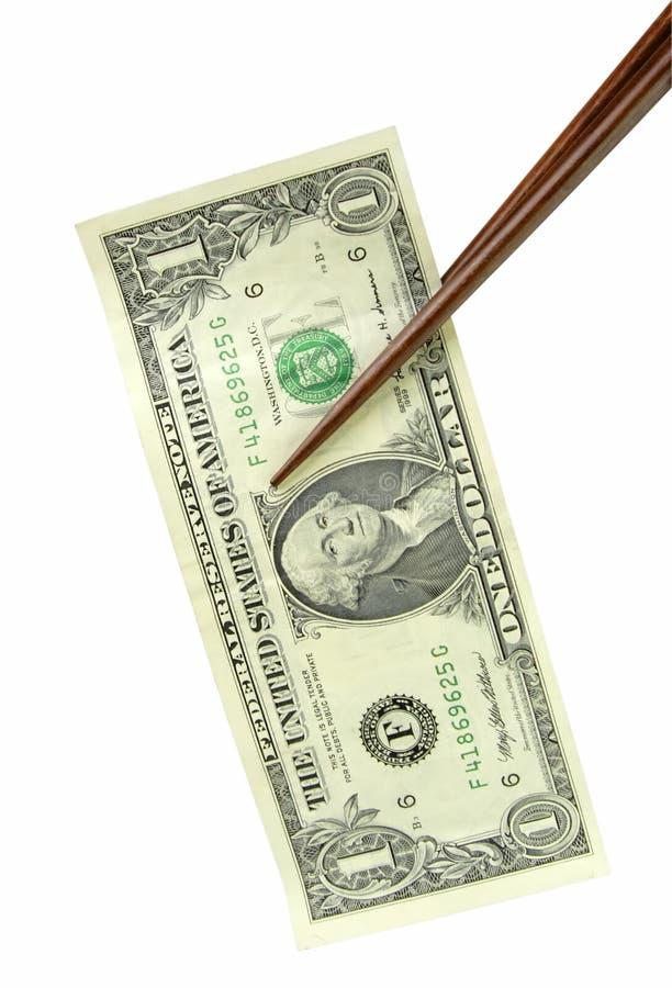 Jeden dolar rachunki
