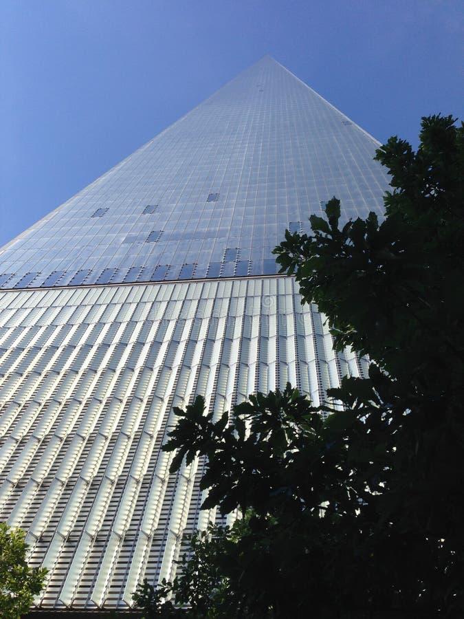 Jeden Handlowy centrum w NYC zdjęcia stock