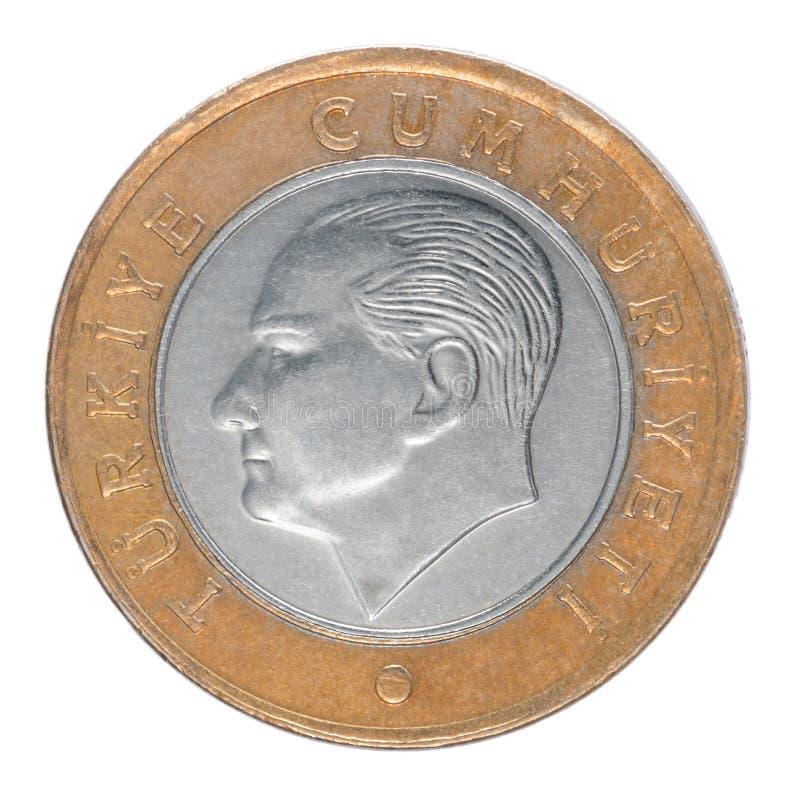 Jeden Turecki lir