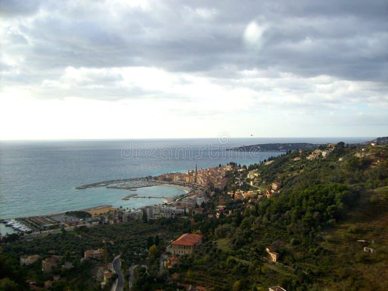 Jeden wybrzeża Włochy obraz royalty free
