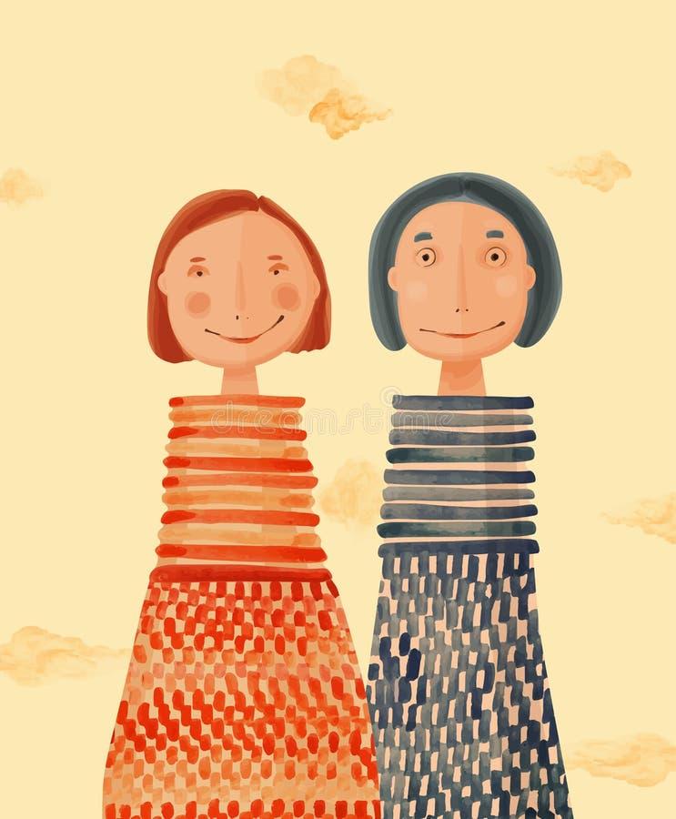 Jedność ilustracji