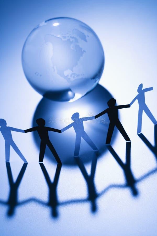 jedność międzynarodowej zdjęcie stock