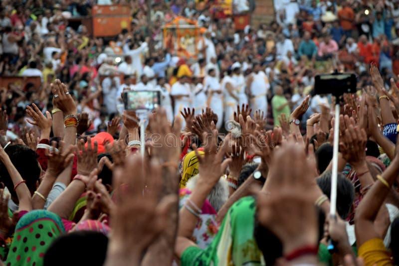 Jedność w oddaniu! zdjęcie royalty free