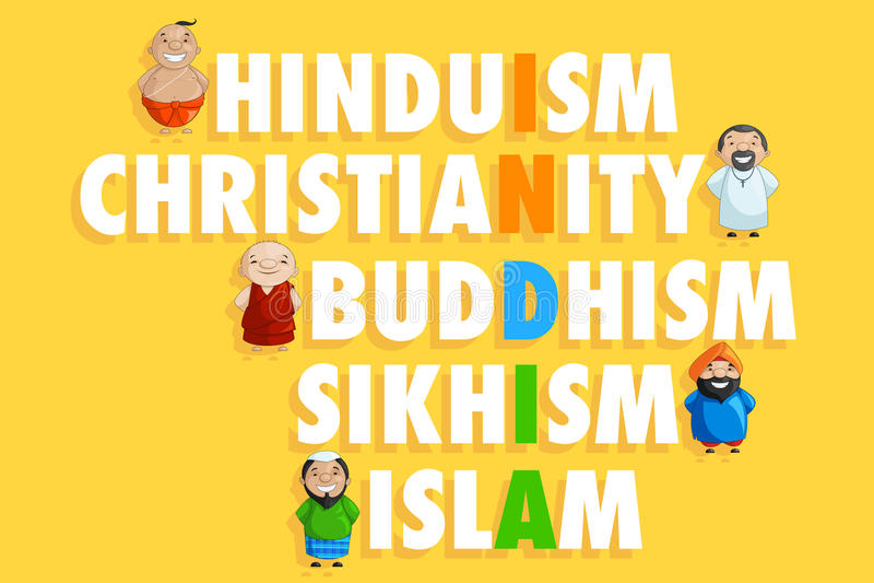 Jedność w różnorodności ilustracji