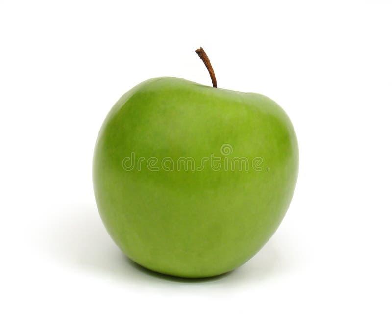 jedno jabłko obrazy royalty free