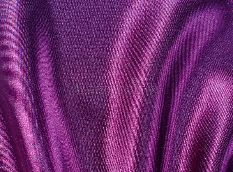 Jedwabnicza tkanina fotografia stock
