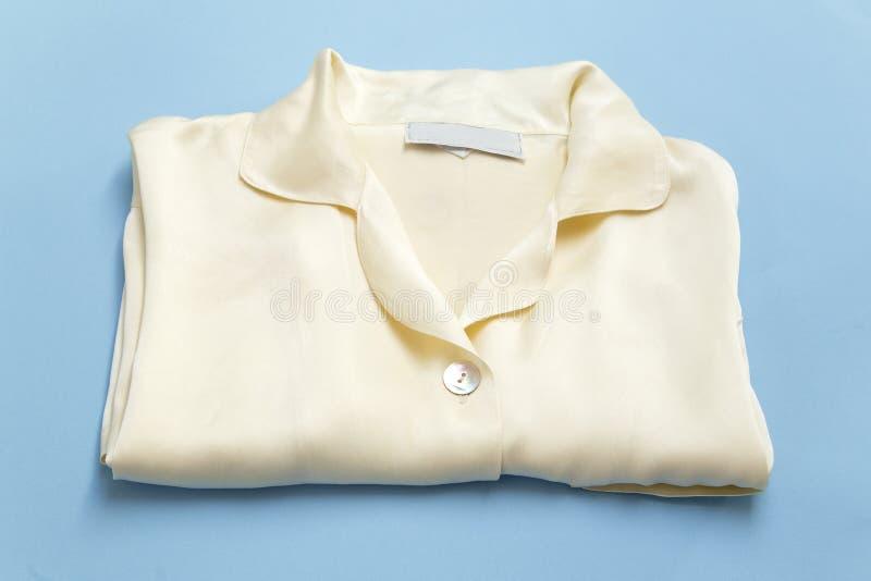 Jedwabniczy sleepwear zdjęcia stock