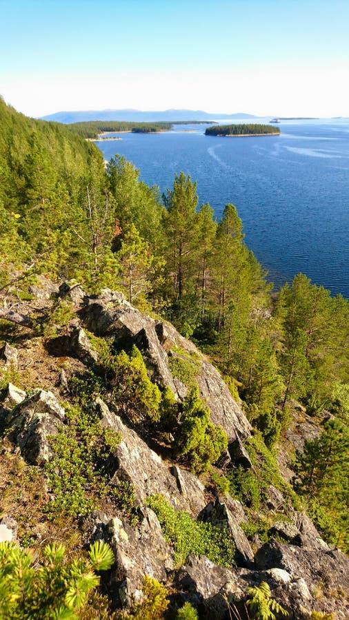 jedyność północna natura zdjęcia royalty free