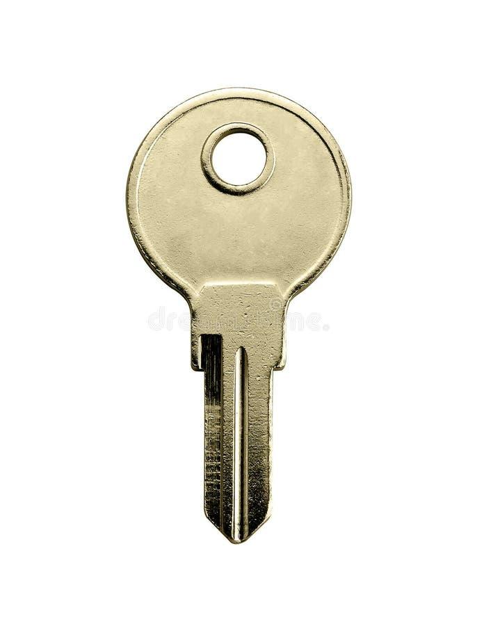 jedyny klucz zdjęcie stock