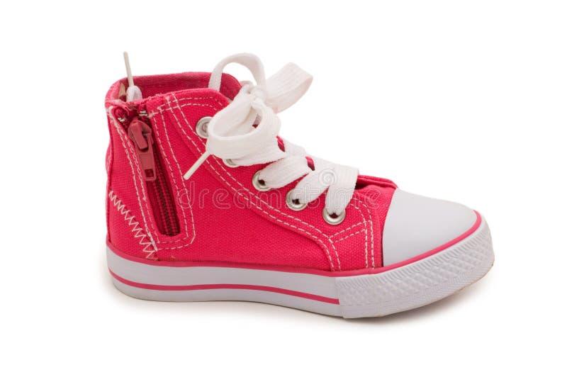 jedyny sport buta fotografia stock