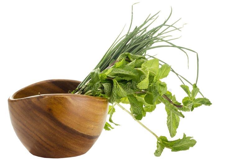 jedzenia zdrowy zielony obrazy stock