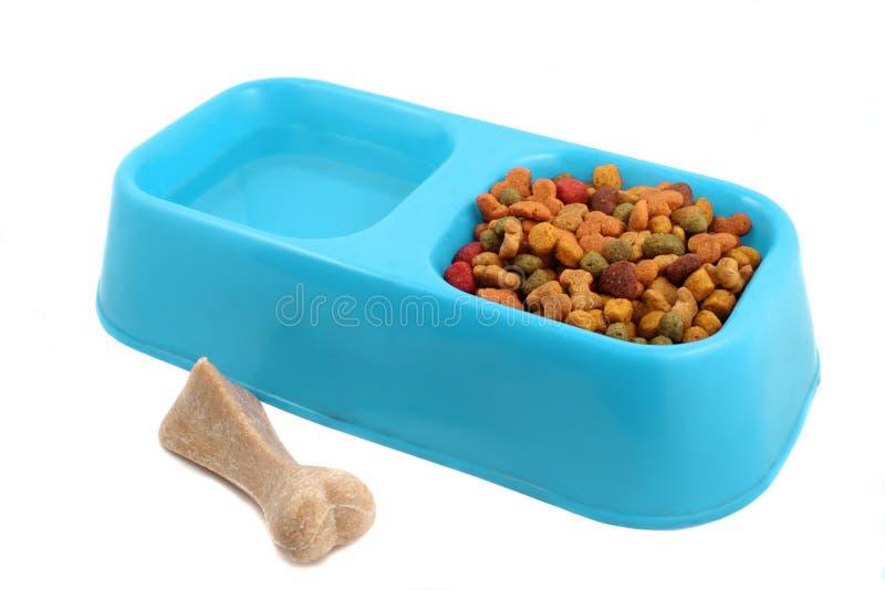 jedzenie dla psów obrazy royalty free