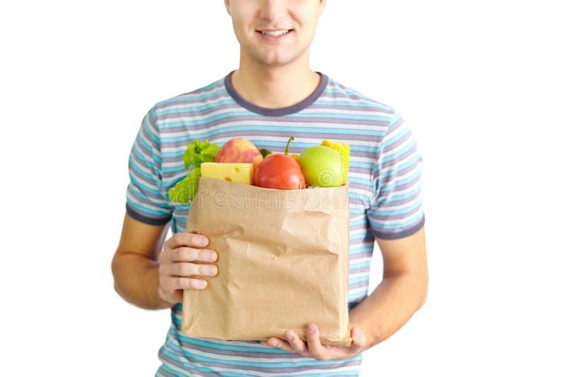Jedzenie dla zdrowie fotografia royalty free