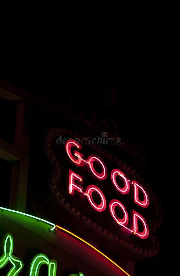 jedzenie dobry obraz stock