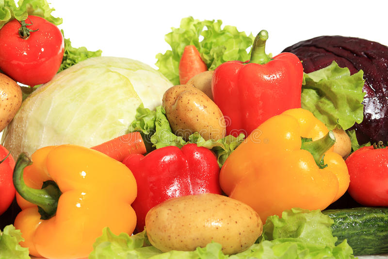 jedzenie naturalny obraz stock