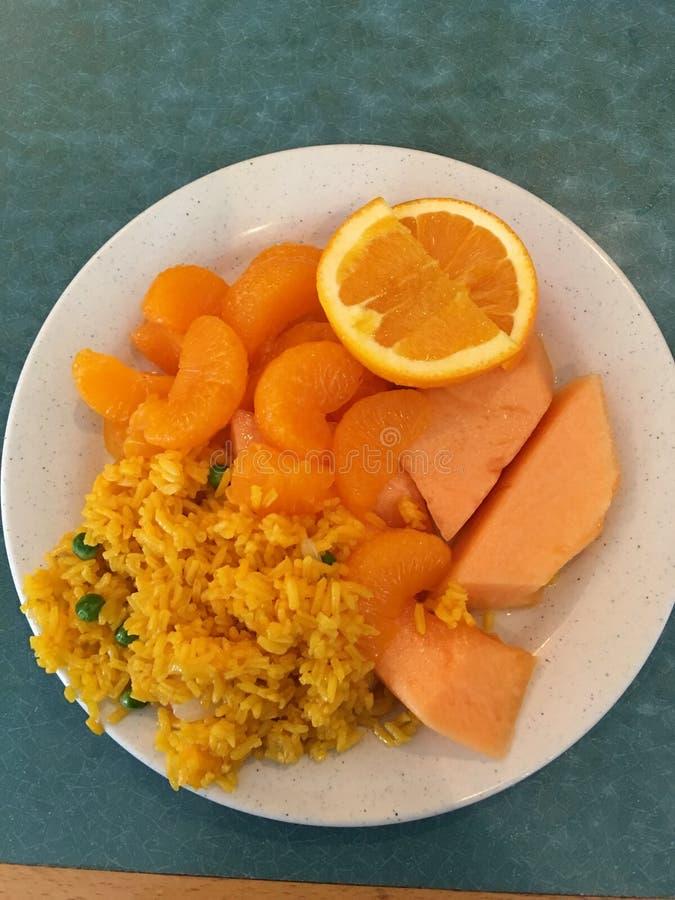 jedzenie pomarańcze zdjęcie royalty free