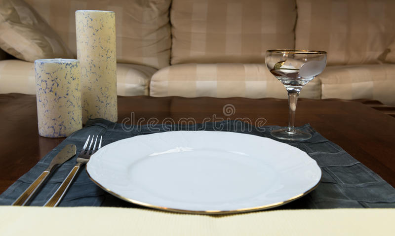 Jedzenie przygotowywa fotografia stock