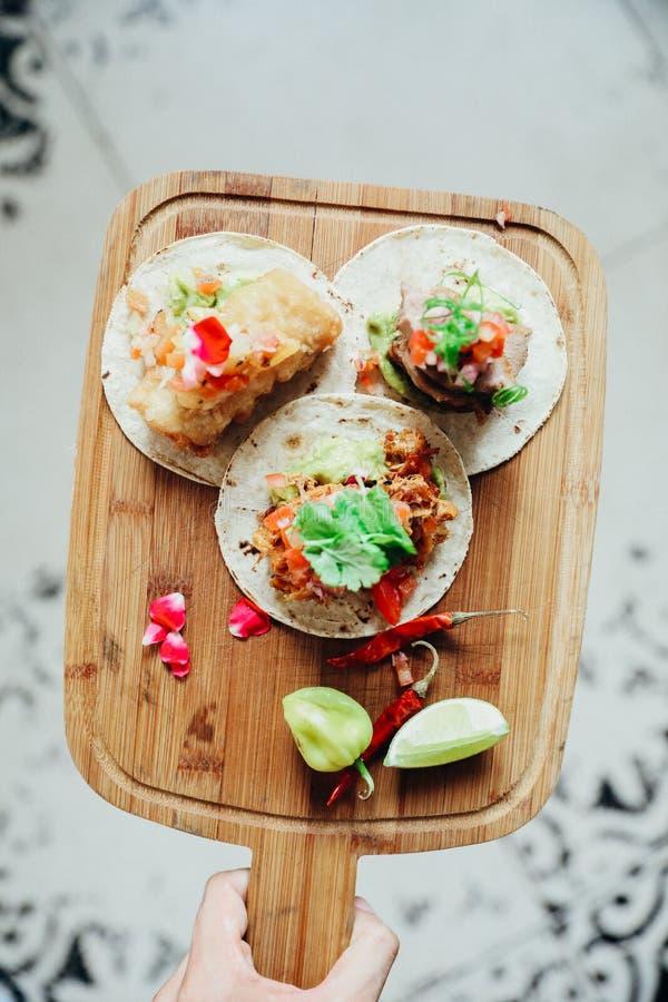 jedzenie w Casco Viejo, Panamska część 20 zdjęcie royalty free