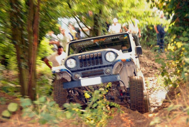 jeep arkivbild