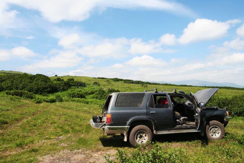 jeep zdjęcia royalty free