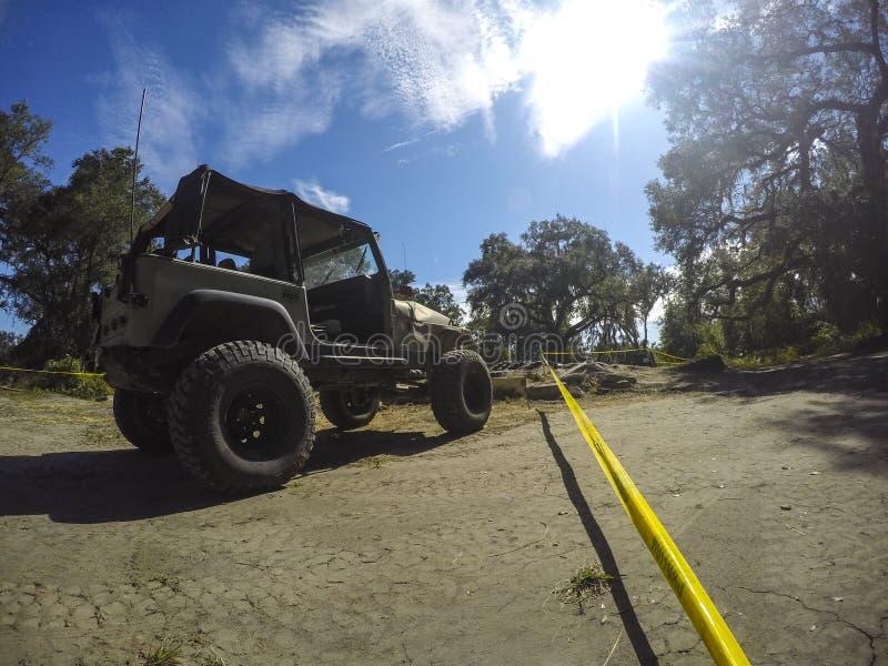 jeep royalty-vrije stock foto's