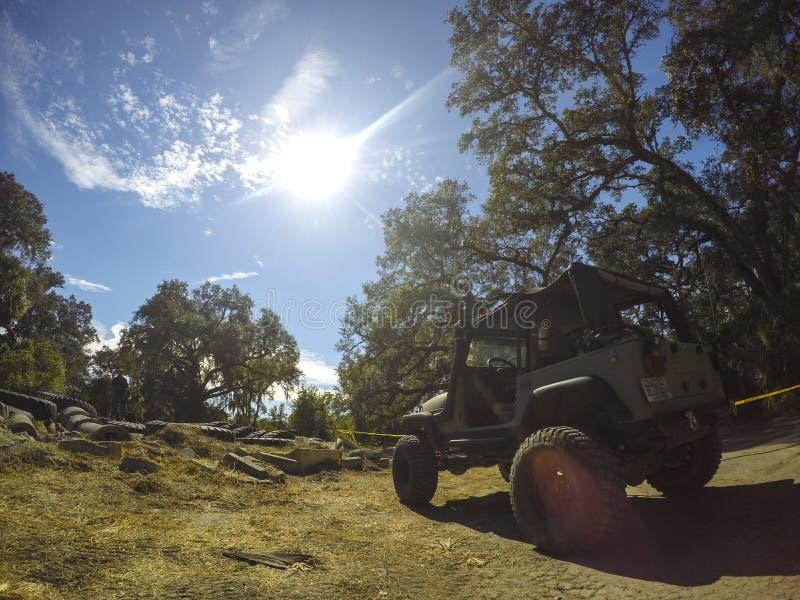 jeep stock fotografie