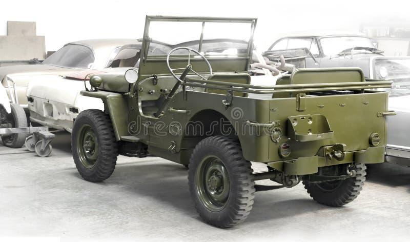 Jeep foto de archivo libre de regalías