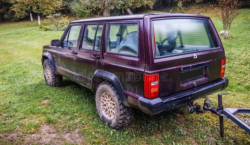 Jeep Cherokee fotos de archivo