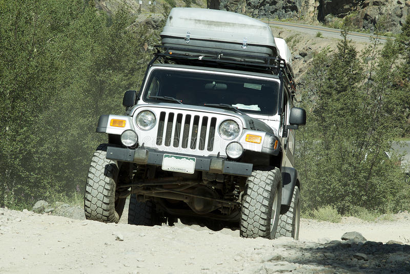 Download Jeep 32 stock photo. Image of rocky, rugged, four, road - 30753656