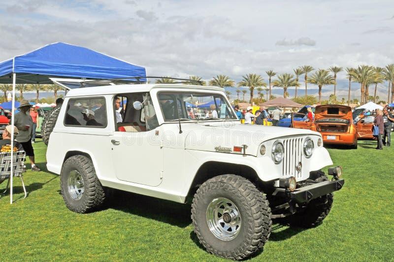 Jeep Commando photographie stock libre de droits