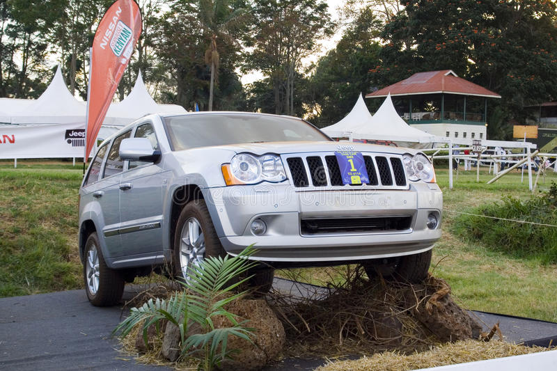 Download Jeep Grand Cherokee editorial photography. Image of motor - 16231707