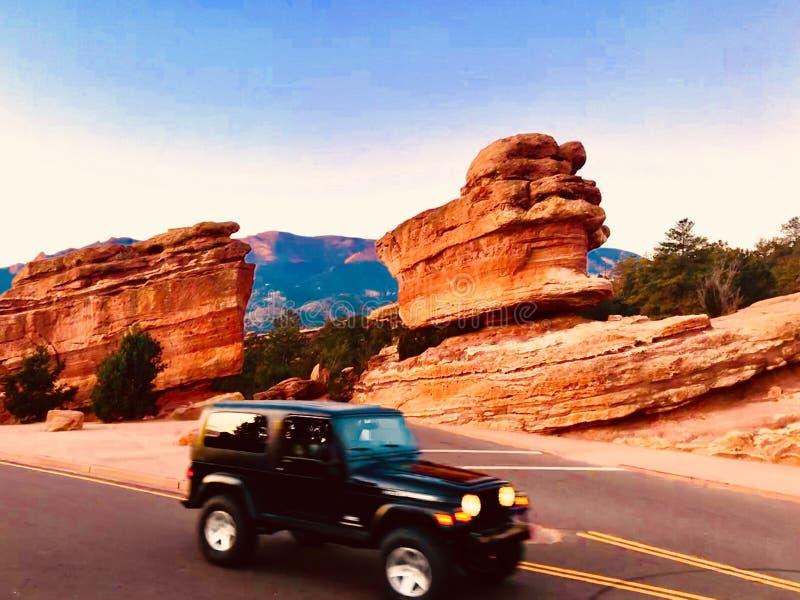 Jeep Life lizenzfreies stockbild